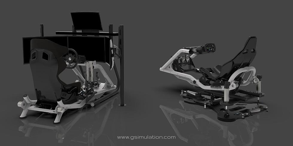 Gsimulation Technologies Kft. Bemutatója