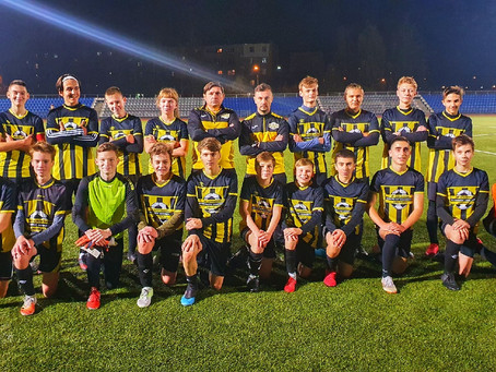 Команда U15-14 чемпионы Наро-Фоминского округа