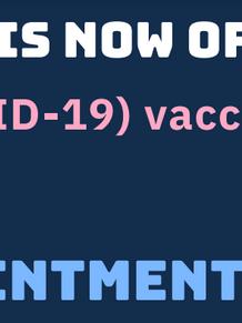 Public Health Vaccine Locations