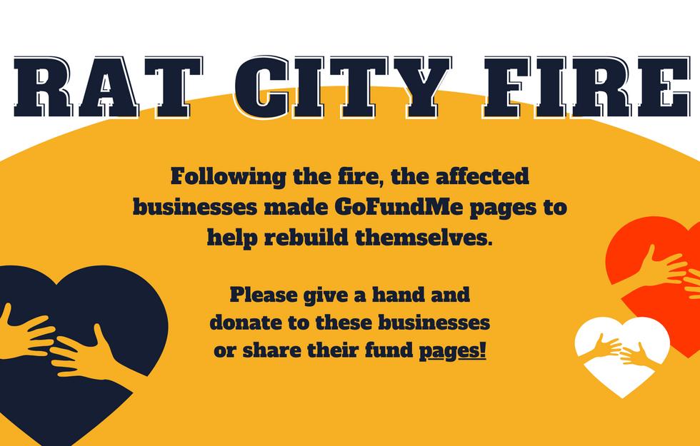 Rat City  Fire