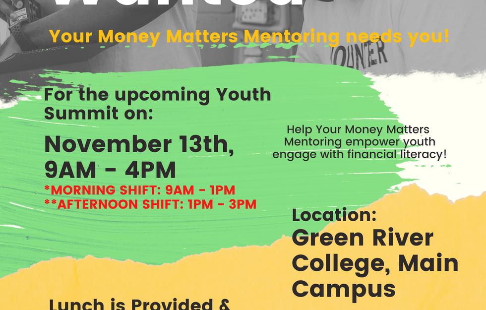 YMM Volunteership
