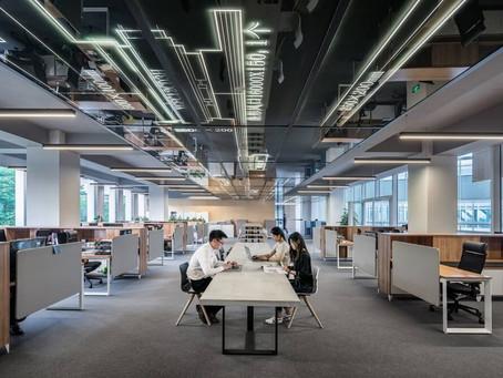 Arquitetura para escritório ajuda na logística