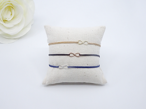 Little infinity - Lucky charm bracelet