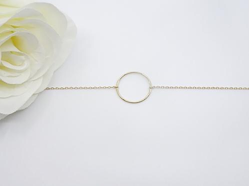 Circle Chain Bracelet