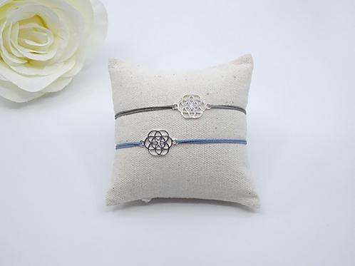Mandala - Lucky charm bracelet