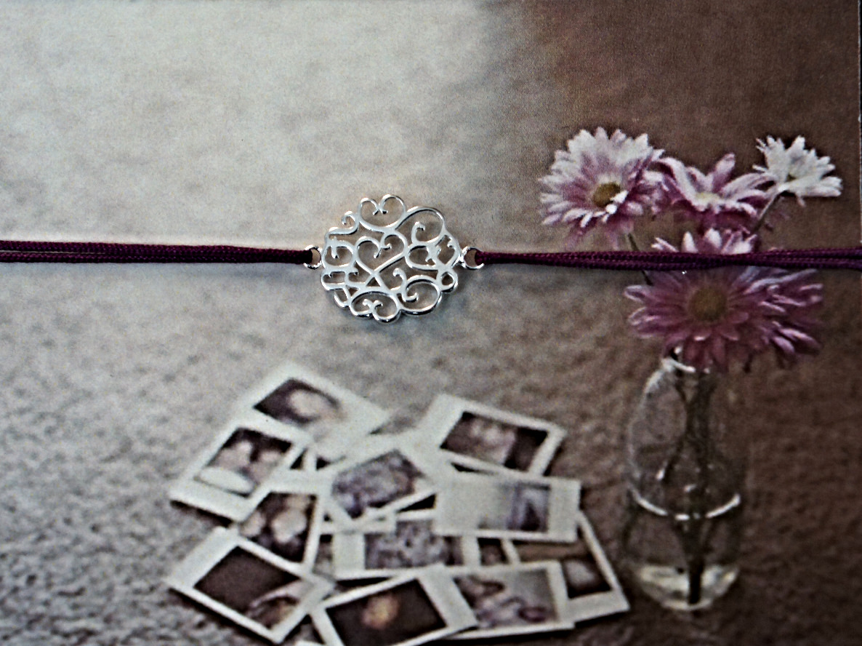 Rosalie charm bracelet