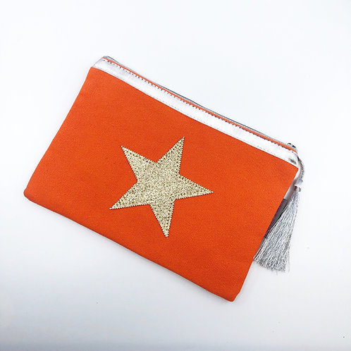 Shiny Star Purse