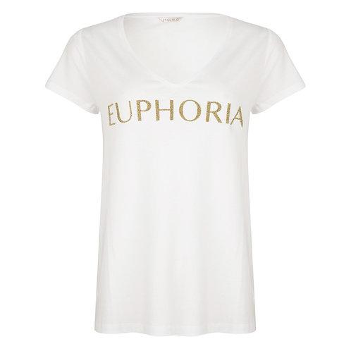 T-shirt Euphoria Esqualo