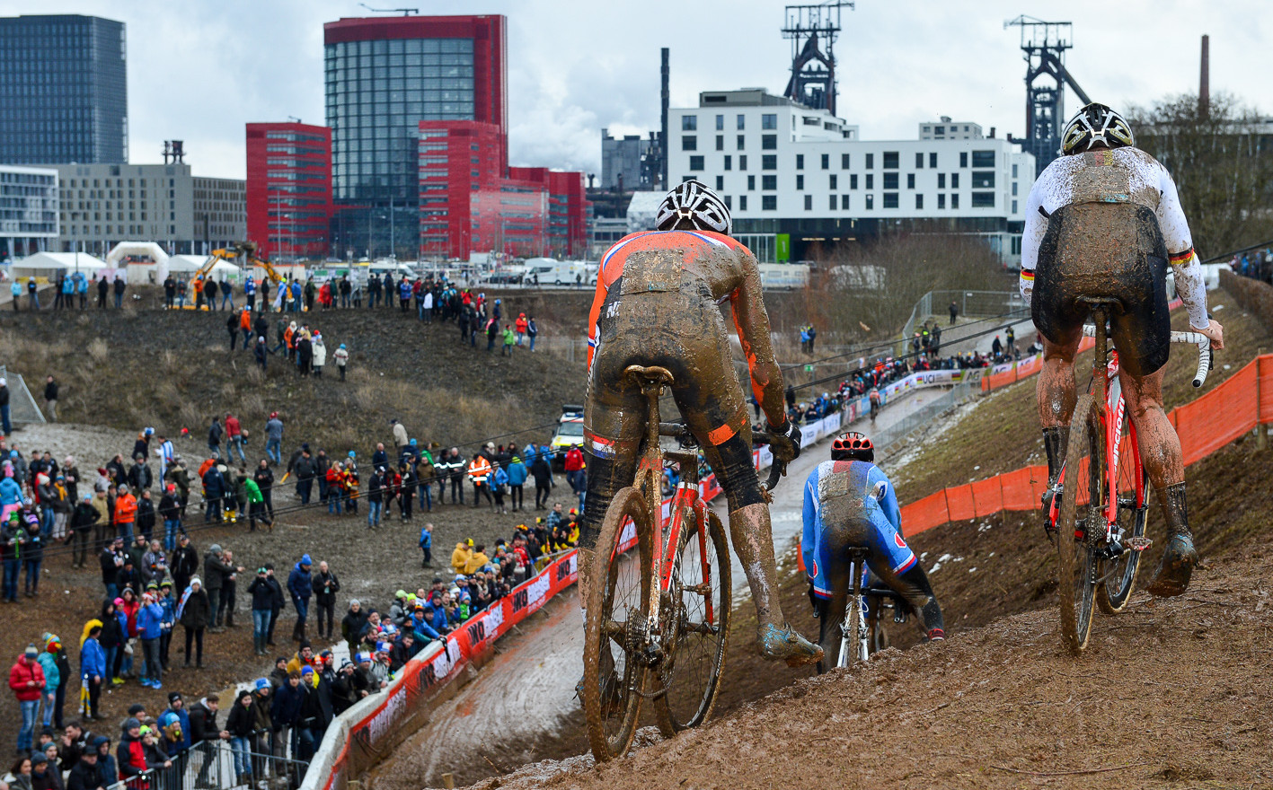 UCI-Cyclo-Cross World Championships in Bieles (Luxembourg) in 2017
