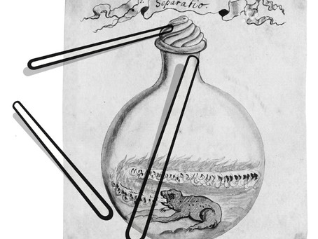 From Grief to Forgiveness, an Alchemical Process