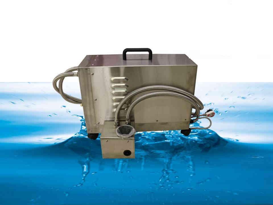 Nanobubble Hydrotherapy -  Side Image