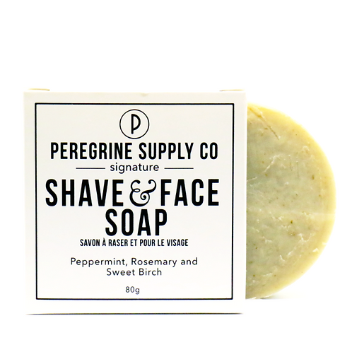 Shave & Face Soap