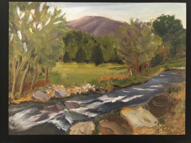 Nelson County Stream