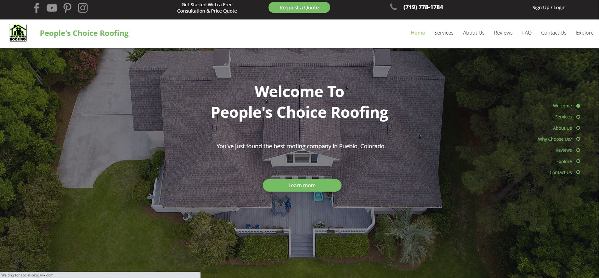 People Choice Roofing