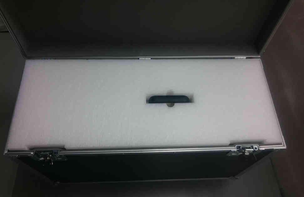 Nanobubble Hydrotherapy - Flight Case With Foam