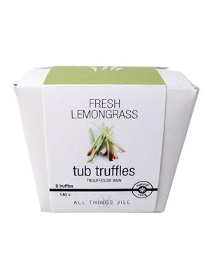 Lemongrass Tub Truffles