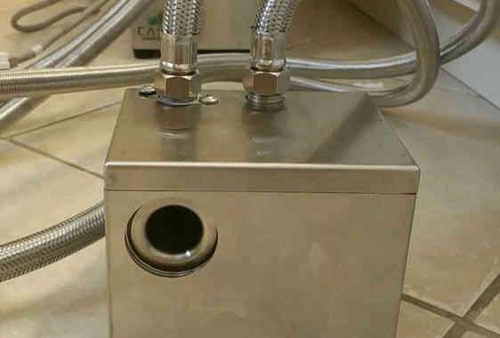 Nanobubble Hydrotherapy - JetBox
