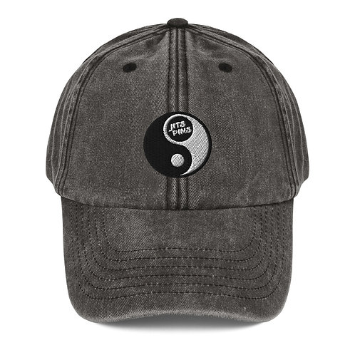 Harmony distressed hat