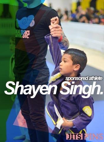Shayen Singh JitsPins