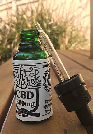 """FIGHTBACK"" CBD OIL"