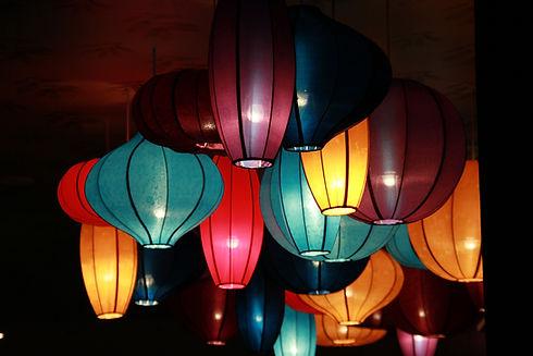 Custom Lamp Shade Design