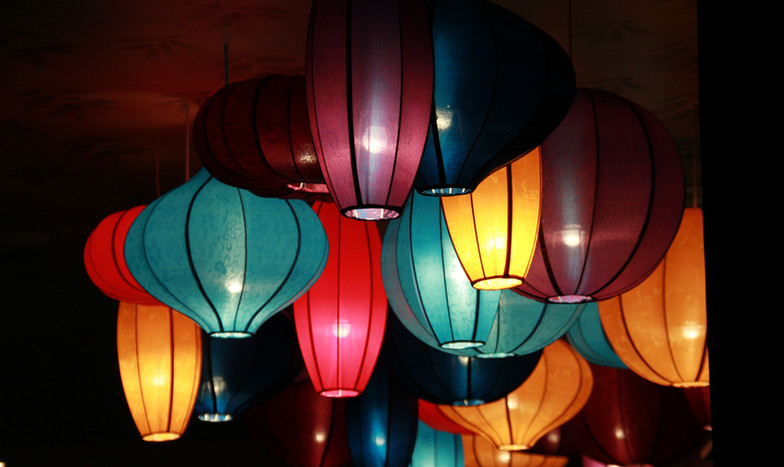 Diseño Pantalla de lámpara personalizada