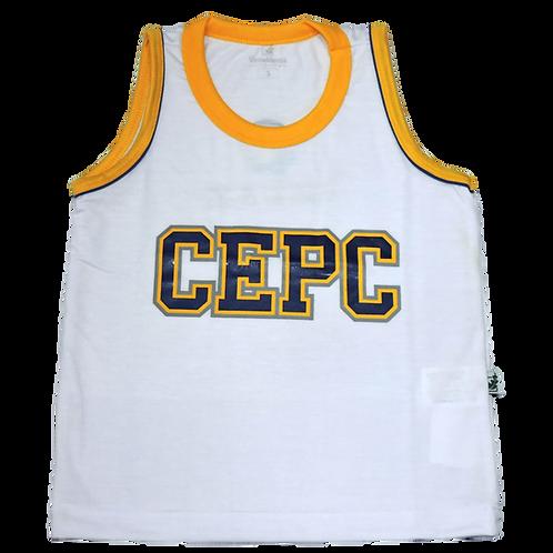 Camisa S/Manga Ed. Infantil CEPC
