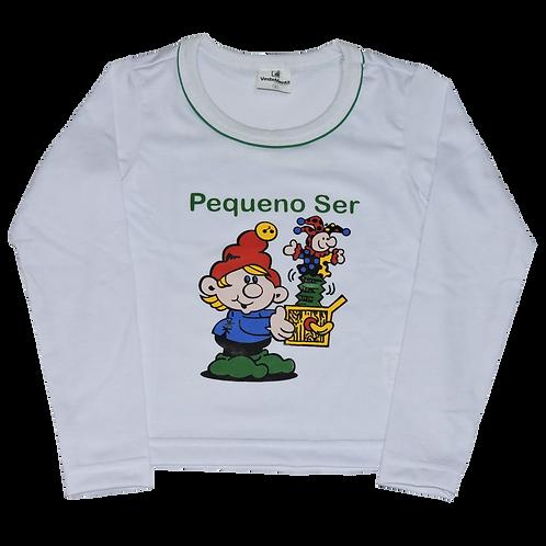 Camisa M/Longa PequenoSer