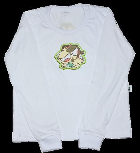 Camisa M/Longa Mundo Ciranda