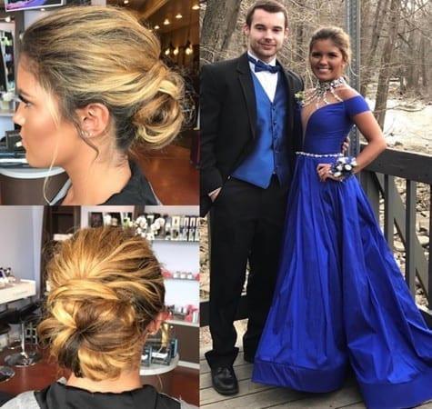 Prom Hair 2018