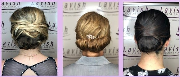 hairstyles for prom and wedding
