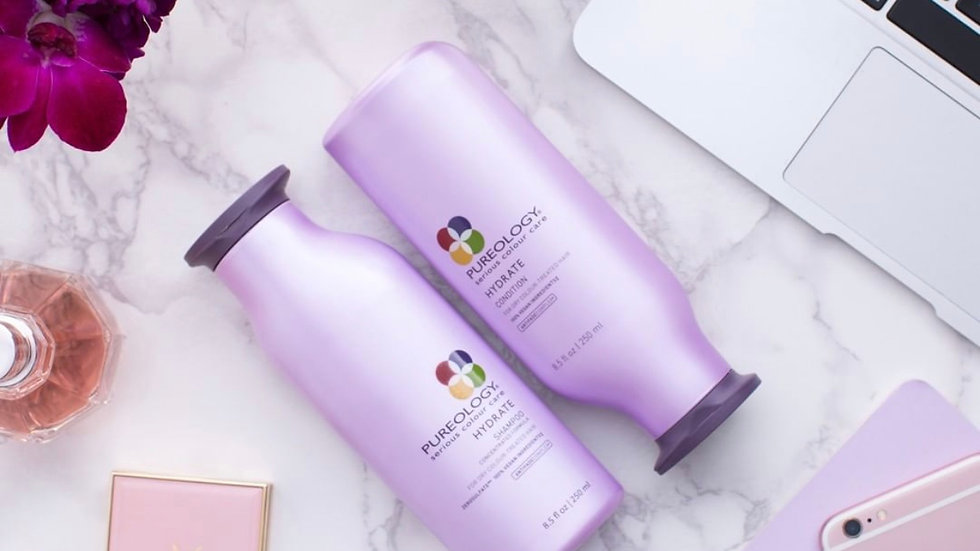 Hydrate Shampoo and ConditionerBundle