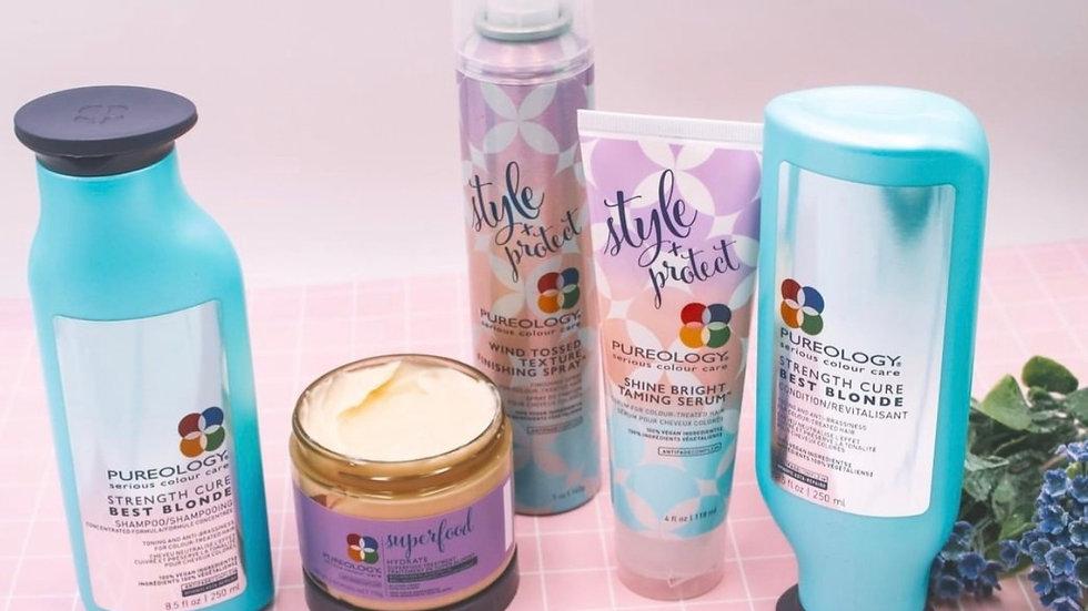 Luxury Home Hair Care Bundle
