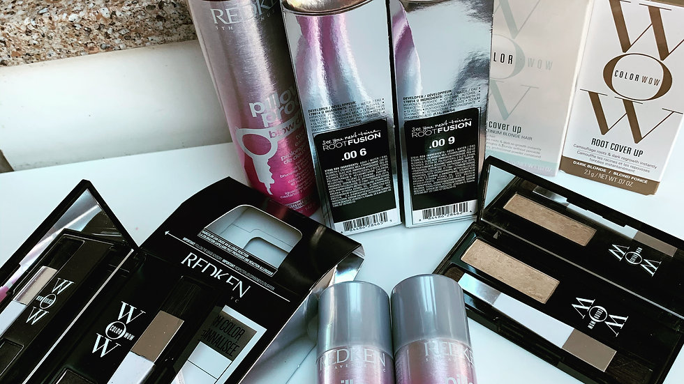 Cover My Grey Ultimate Root Touch Up Bundle Exclusively for Brunettes