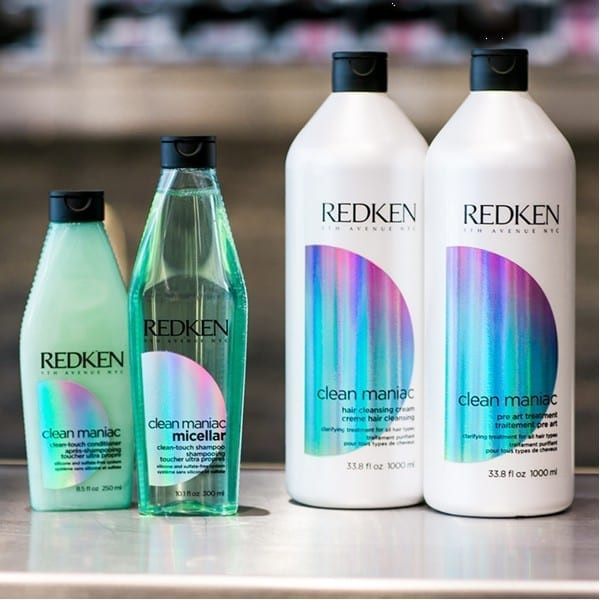 back to school redken hair products