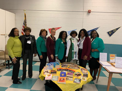 Branch Members supporting the New Jersey Orators Beyond High School Conference