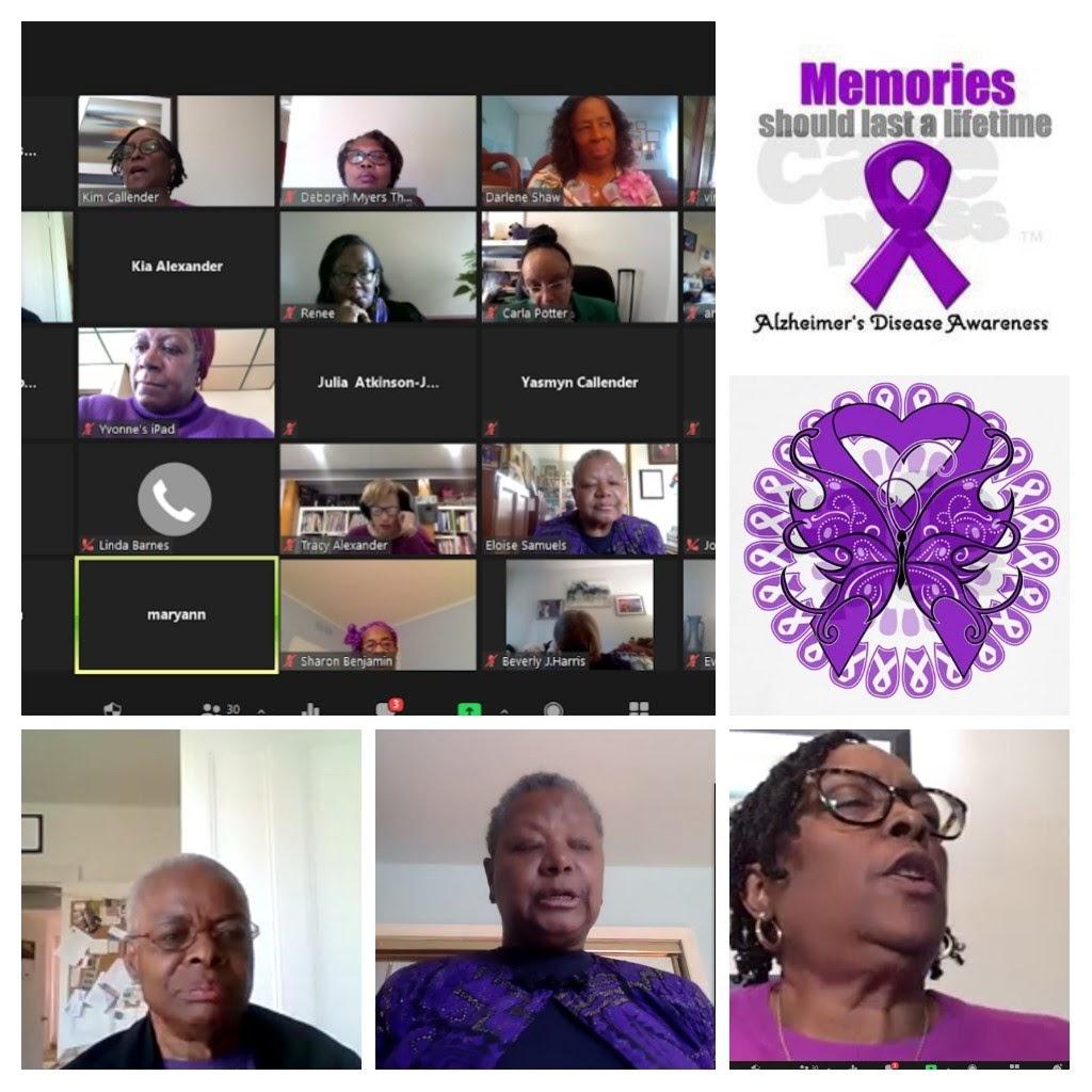 November 2020 Alzheimer's Disease Awareness