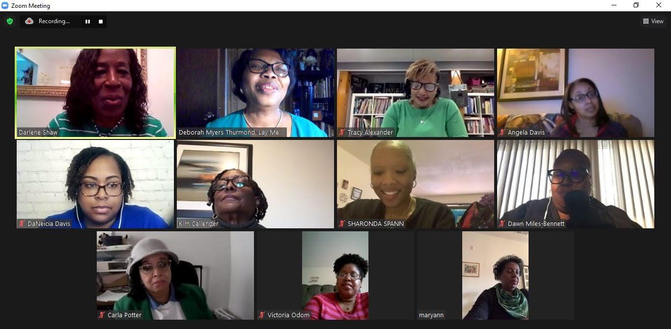 Virtual Meet & Greet 2020