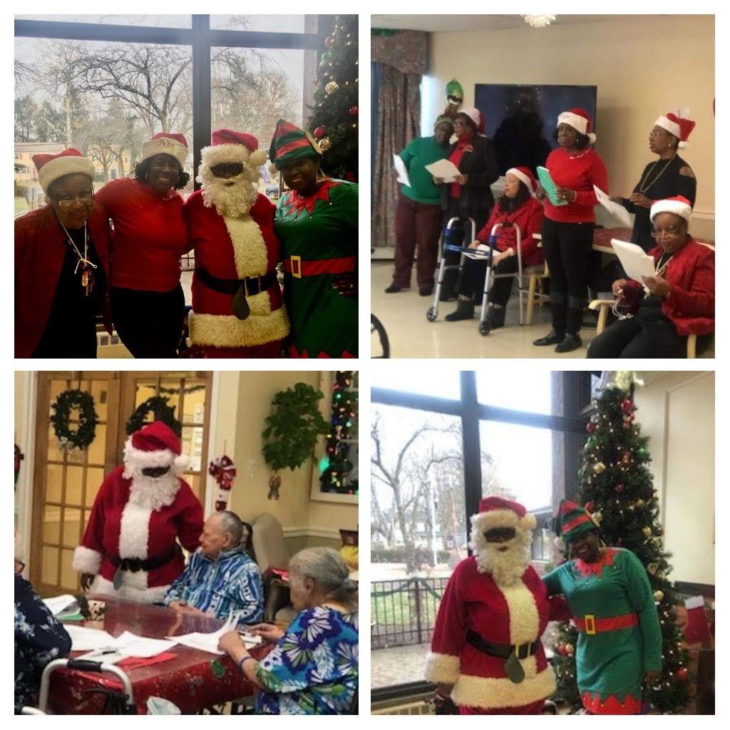 Community Outreach December 2019