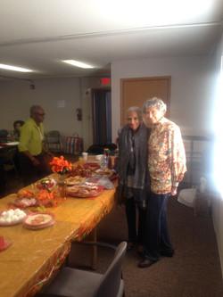 Jackie & Cecil _ November Branch Meeting