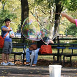 New York bubbles