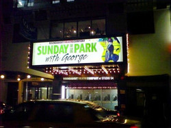 """""""Sunday In The Park With George"""""""