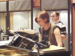 At Abbey Road Studios
