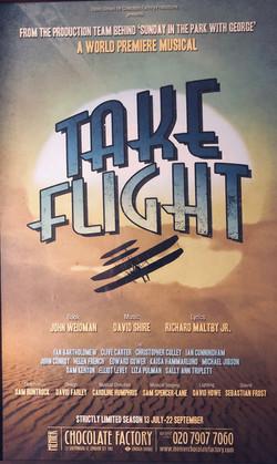 """""""Take Flight"""" (2007)"""