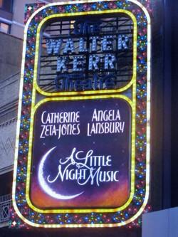 """A Little Night Music"" Broadway"