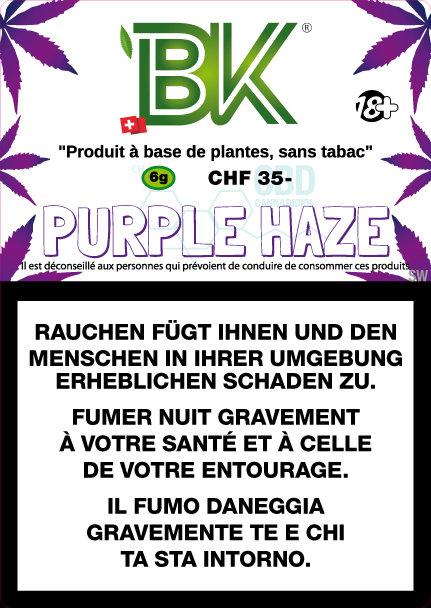 Purple Haze 6g