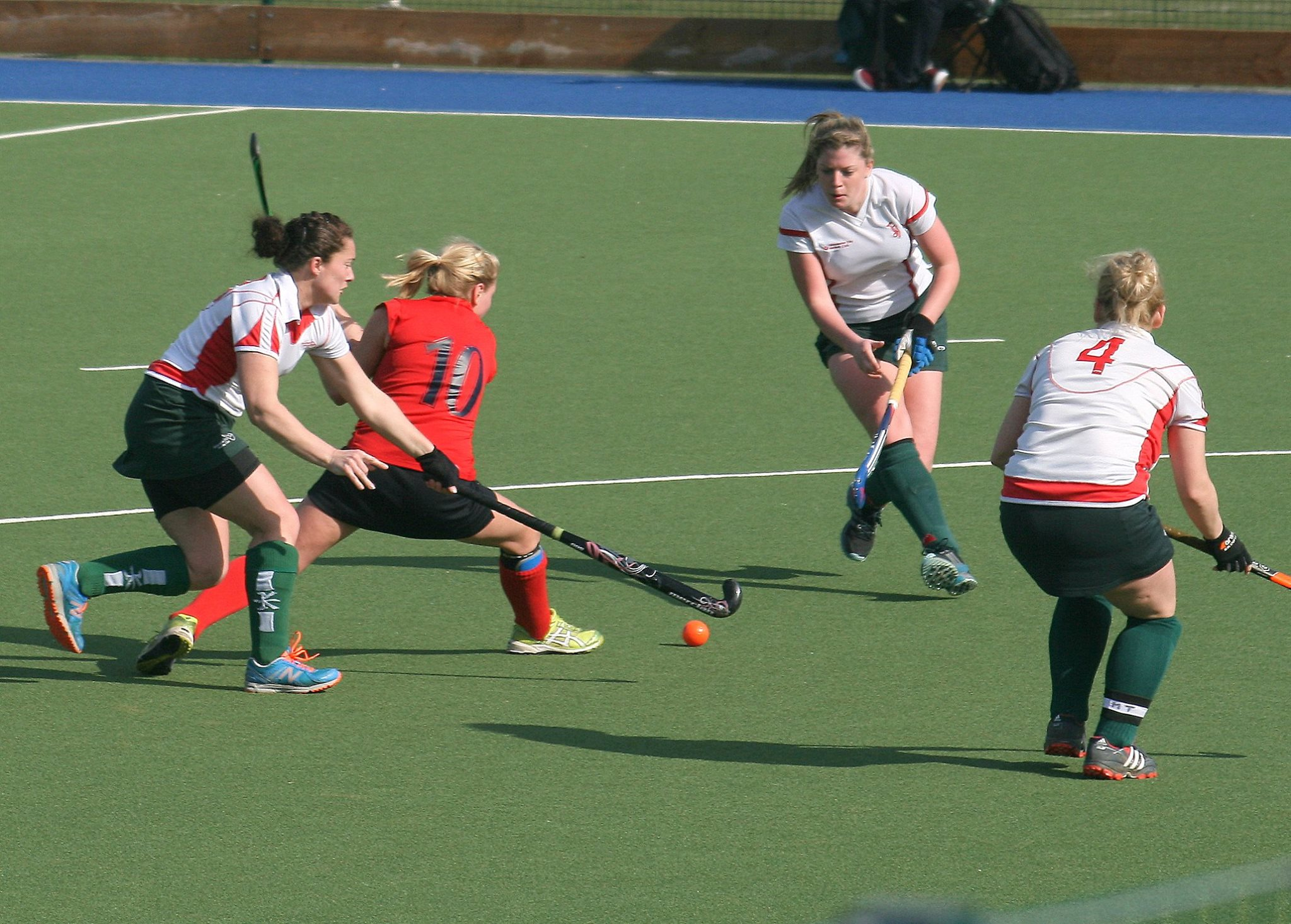 Trojans Hockey Club U18 Girls