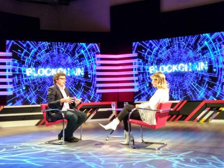 Entrevista en TV
