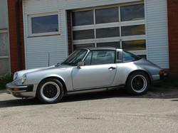 Porsche 911 Targa SC 12