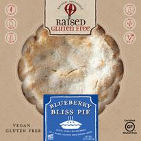 Blueberry Bliss Pie